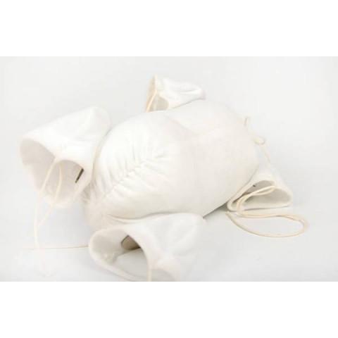Corpo importado para braços3/4  e pernas 3/4 Branco - 21
