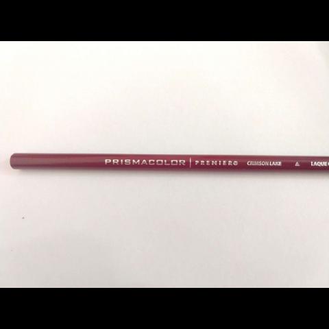 Lapis  para sobrancelhas Prismacolor- Crimson Lake