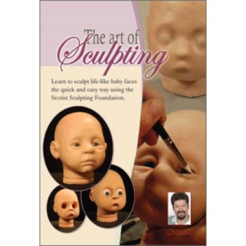 DVD sobre escultura ( Baby faces) - em inglês