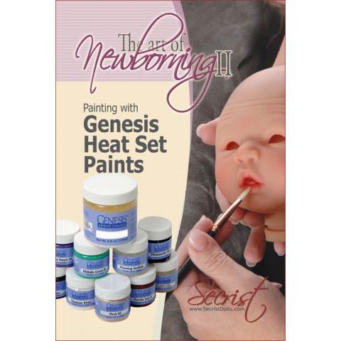 DVD sobre Pintura com tintas Genesis ( em inglês)