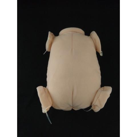 Corpo importado para braços e pernas inteiros articulados Com BUMBUM PROMOÇÃO-18