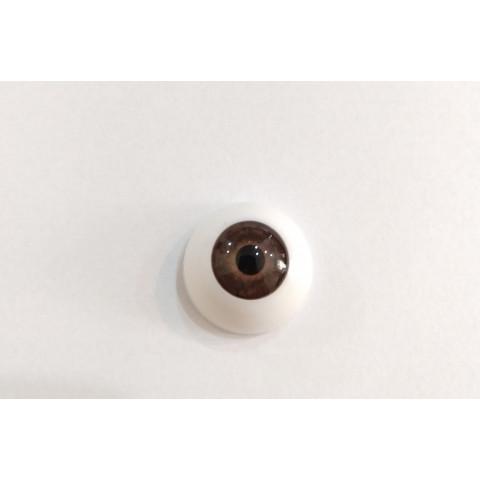 Olhos Castanho Claro- 18mm