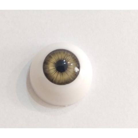 Olhos Mel esverdeado-18mm