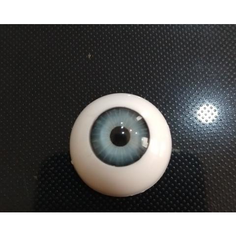 Olhos Azul Claro-18mm