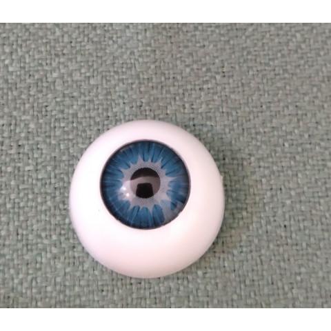 Olhos Azul Escuro-22mm