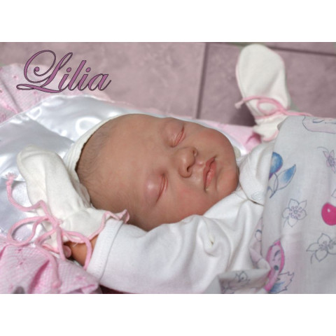 Lilia - ED. LIMITADA  ULTIMO KIT