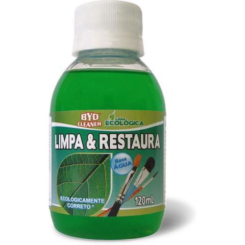 Limpa e Restaura (limpador conservante para pinceis)