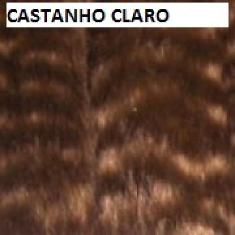 Mohair Premium-CASTANHO CLARO