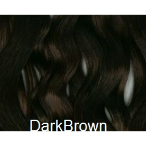 Mohair Premium Slumberland Yearling  -Dark Brown ( castanho escuro)