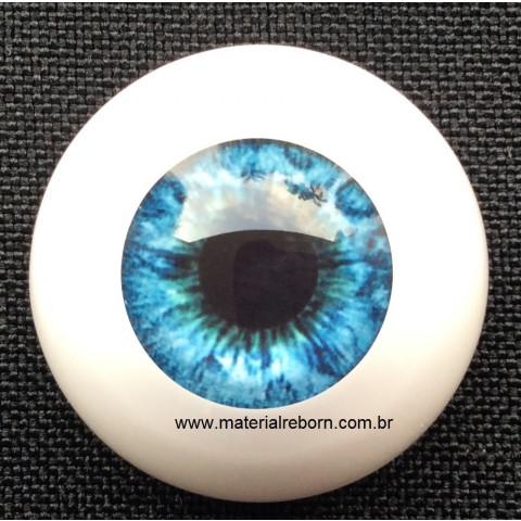 Olhos beautiful Blue -18mm