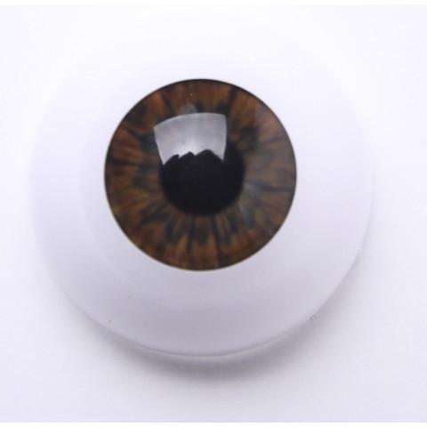 Olhos Dark Brown-22mm