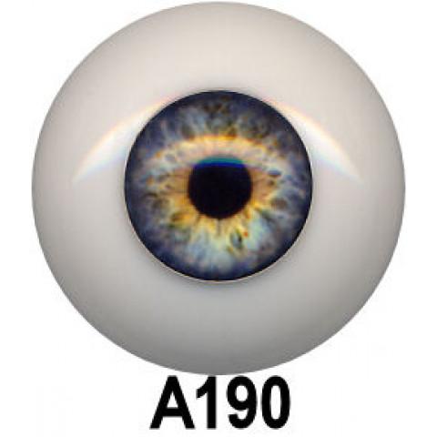 Olhos em Silicone Eyeco Fantasy Cor A190  ( vários tamanhos)