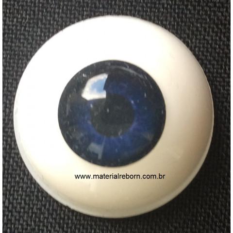 Olhos em Silicone Eyeco Platinum Cor #108 -23mm
