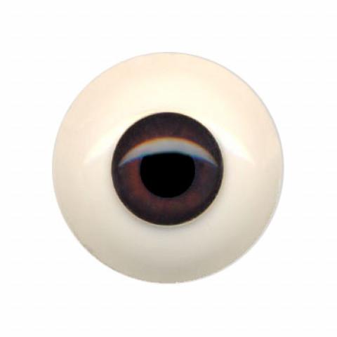 Olhos em Silicone Eyeco Platinum Cor B 119 -17mm