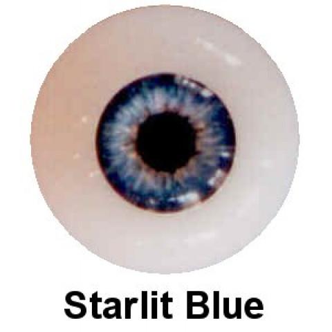 Olhos em Silicone Eyeco Platinum Cor Starlit Blue ( vários tamanhos)
