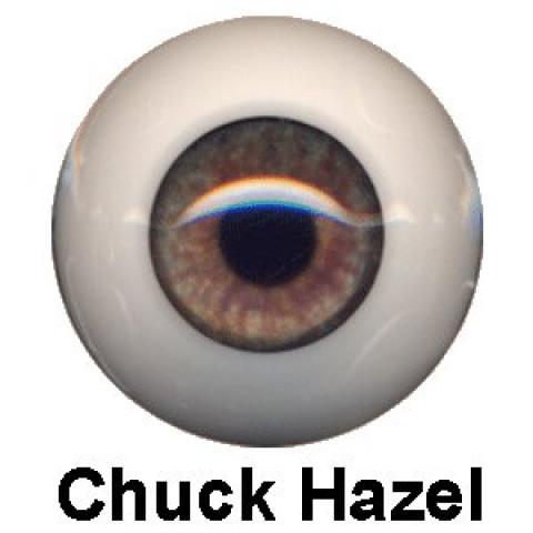 Olhos Eyeco Chuck Hazel-22mm