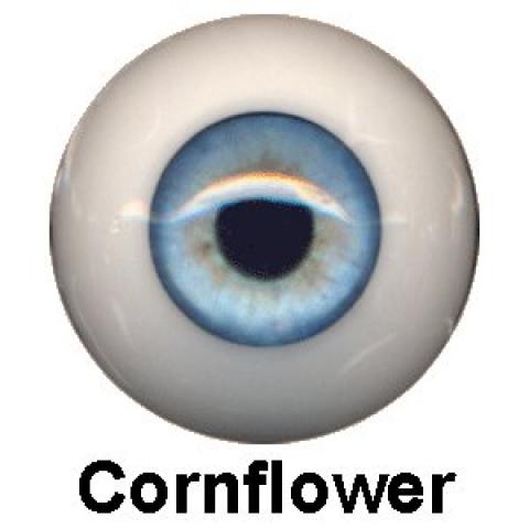 Olhos Eyeco Cornflower-24mm