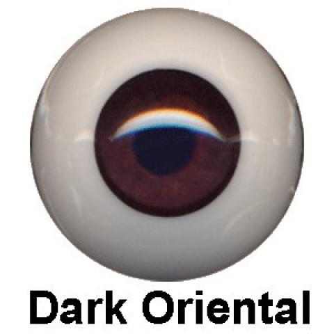 Olhos Eyeco Dark Oriental-20mm