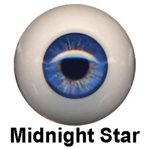 Olhos Eyeco Midnight Star -18mm