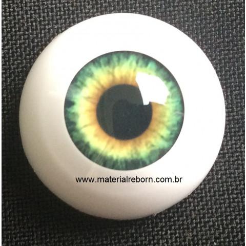 Olhos Sunrise Blue-16mm