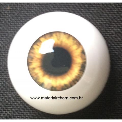Olhos Sunrise Brown-22mm