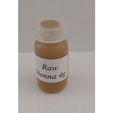 Tinta Golden air dry Raw Siena ( 4 gramas) Nao precisa forno