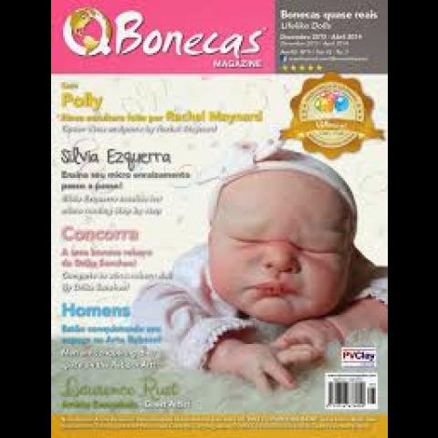 Revista Q Bonecas -5 Edição