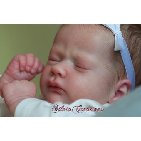 Ashley dormindo UNICO KIT