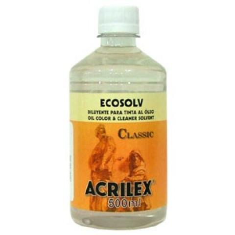 Solvente Ecosolv Acrilex -  500ml