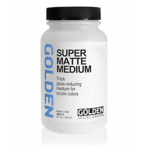Golden Super Matte Medium Golden- 4 G
