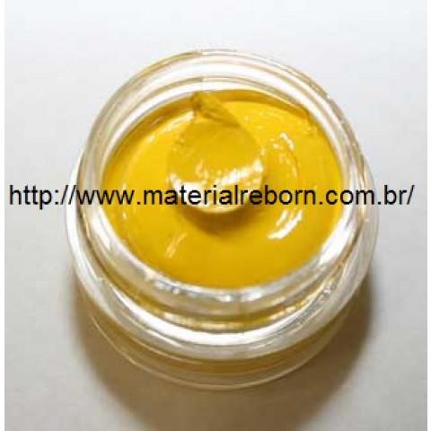 Tinta Amarelo ( 4 ou 8 gramas) PROMOÇÃO-4g