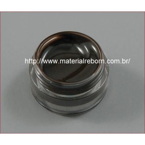 Tinta Chocolate Brown ( 4 ou 8 gramas) PROMOÇÃO-4g