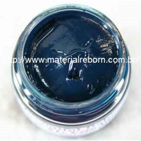 Tinta Azul veias  ( 4 ou 8 gramas) PROMOÇÃO-4g