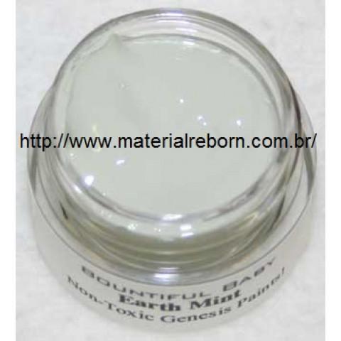 Tinta Earth Mint ( removedor de alaranjado)  ( 4 ou 8 gramas) PROMOÇÃO-8g