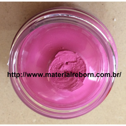 Tinta Quinacridone Magenta 06 ( 4 ou 8 gramas) PROMOÇÃO-8g