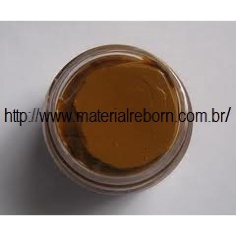 Tinta Raw Siena  ( 4 ou 8 gramas) PROMOÇÃO-8g