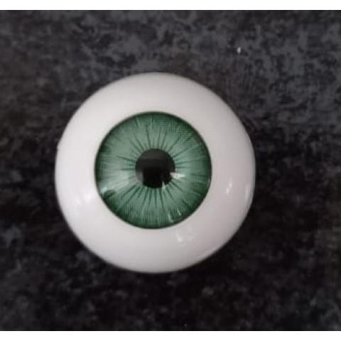 Olhos verde claro -18mm