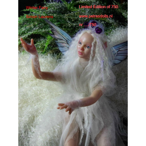 Winter Fairy- Com corpo imp.Ed. Limitada  !! ULTIMOS KITS
