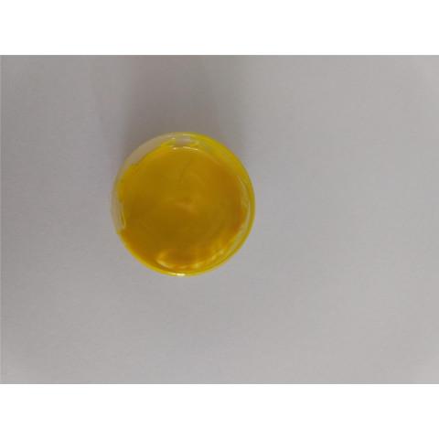 Tintas para silicone 4 g cada PROMOÇÃO amarelo