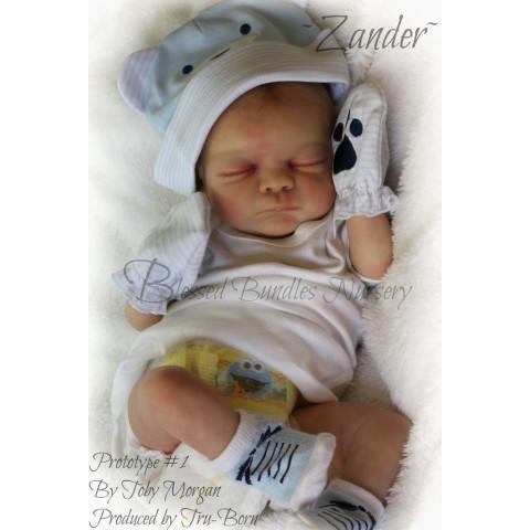 Zander Ed. Limitada - Com corpo imp. PROMOÇÃO
