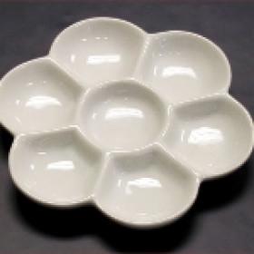 Godê de porcelana