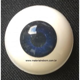 Olhos em Silicone Eyeco Platinum Cor #108 ( vários tamanhos)