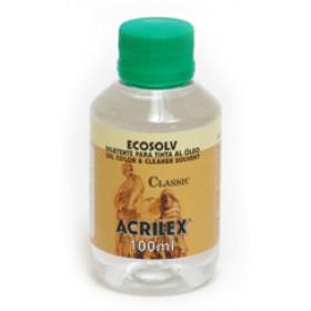 Solvente Ecosolv Acrilex-100ml