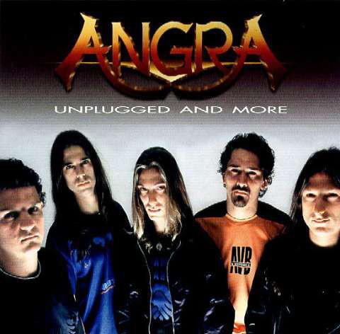 ANGRA - Unplugged and More (CD/Digipack), Reaching Horizons Demo, Unplugged and Unreleased Tracks, RARÍSSIMO, FRETE GRÁTIS