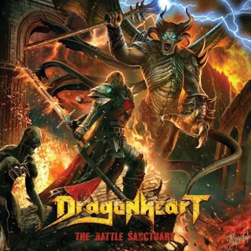 DRAGONHEART – The Battle Sanctuary (CD  Importado) , Heavy/Power Metal Brazil, FRETE GRÁTIS, Últimas Cópias