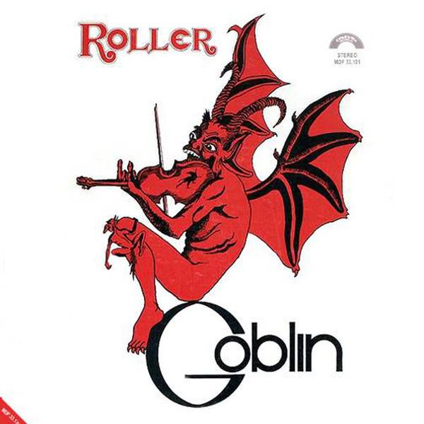 GOBLIN - Roller (LP-Vinyl-180gr). Italian 70s Progressive Rock, FOC, Mint (Lacrado)