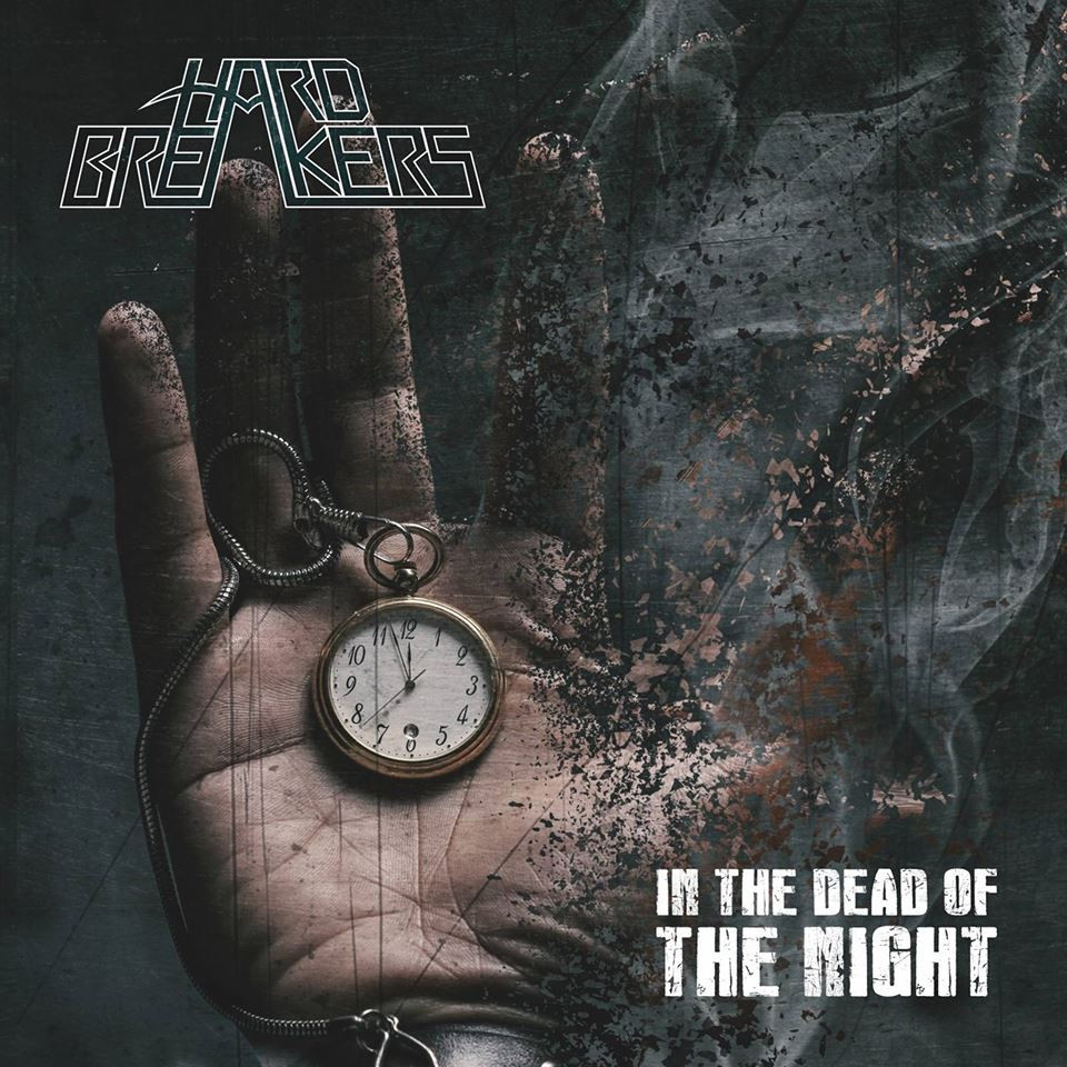 HARDBREAKERS - In The Dead of the Night (CD) - 80s-hard-melodic-powerful-rock - FRETE GRATIS