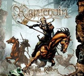 HARLLEQUIN - Hellakin Riders (CD)