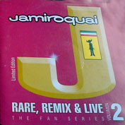 JAMIROQUAI - Rare Remix Live Vol. 2 (CD)
