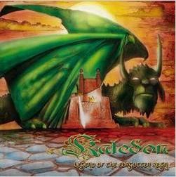 KALEDON - Legend of Forgotten Reign Vol. 1 (CD), Heavy Metal melodico Italiano a la Rhapsody/Stratovarius, Raridade, Ultimas cópias em estoque !!! FRETE GRÁTIS